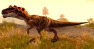 Paraworld tyrannosaurus 02 by kanshinx3 dco98if