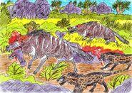Mysterysaurs cryptic cetancodontamorph by wdghk db2m4gn