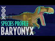 BARYONYX! - Paleocraft Dinosaur Addon - Minecraft Bedrock Edition