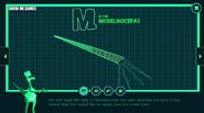 Dinosaur Train Michelinoceras Skeleton