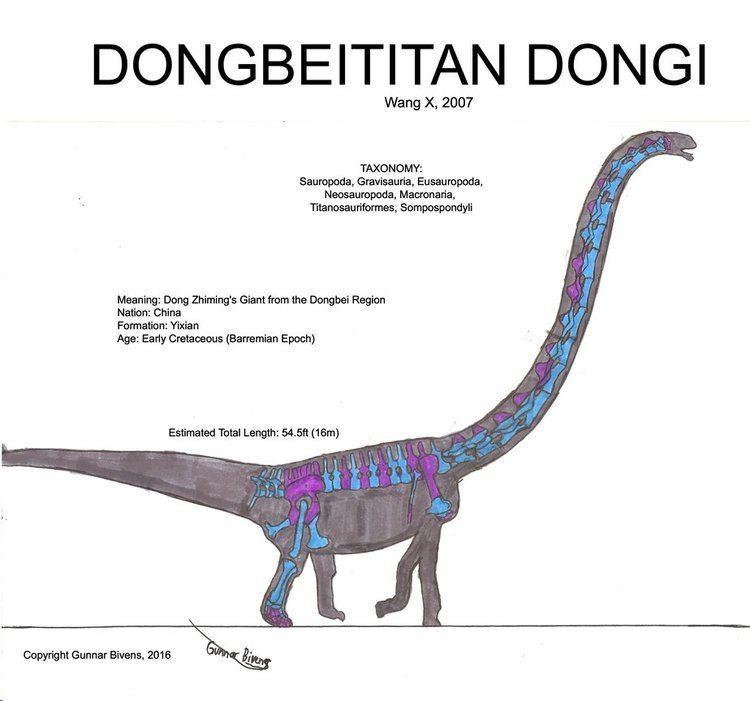 Dongbeititan