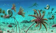Triassic-underwater-scene-richard-bizley