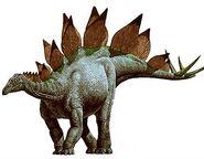 Stegosaurus raul martin
