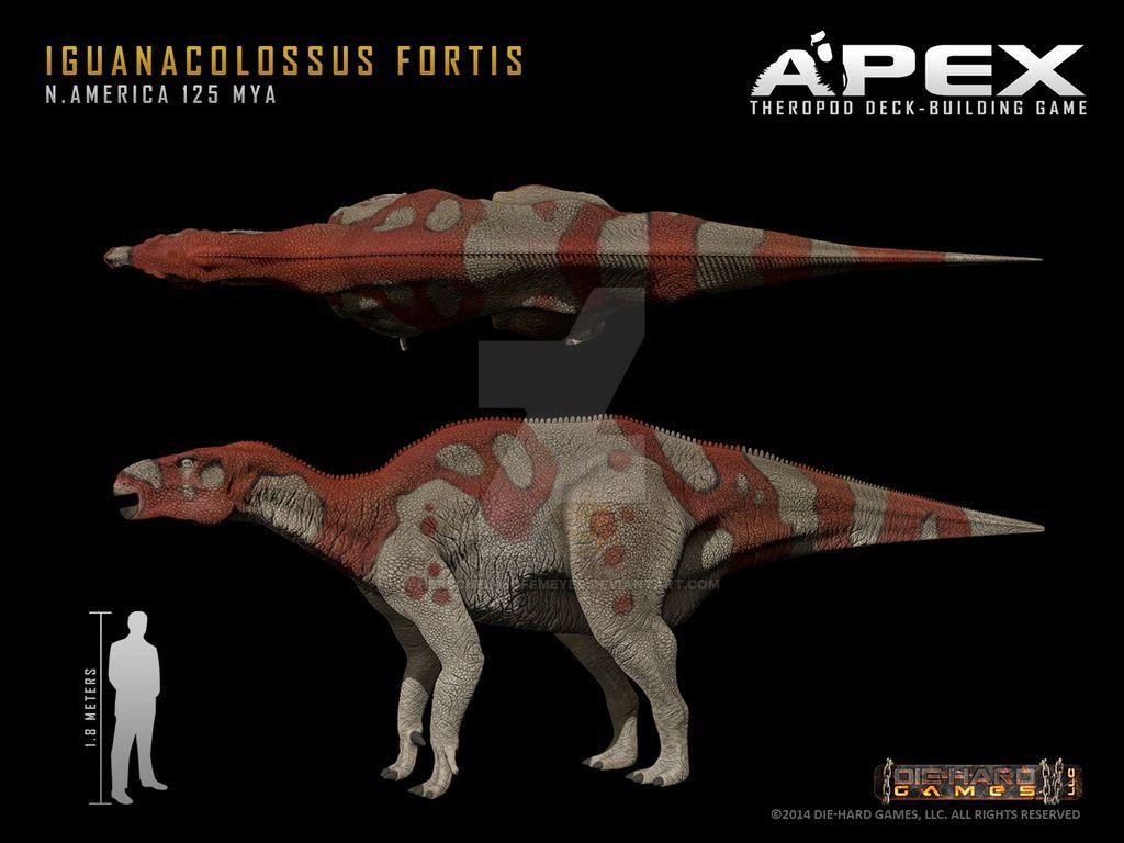 Iguanacolossus