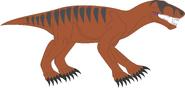 Prehistoric world lycaenops by daizua123 daf8hkm