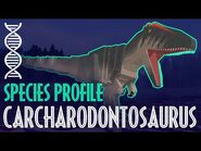 CARCHARODONTOSAURUS! - Paleocraft Dinosaur Addon - Minecraft Bedrock Edition