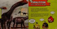 Angry Birds Paralititan