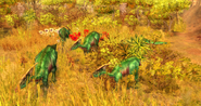 Paraworld parasaurolophus 02 by kanshinx3 dcn3v5s