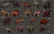 Prehistoric mammals collection updated by hellraptorstudios de10d9b-fullview