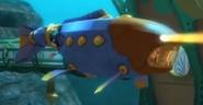 Подводная лодка терстона
