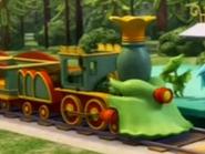 Мини-поезд