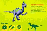 Джаксартозавр