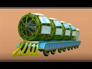 Солнечный поезд