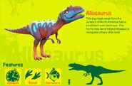 Alloosaurus