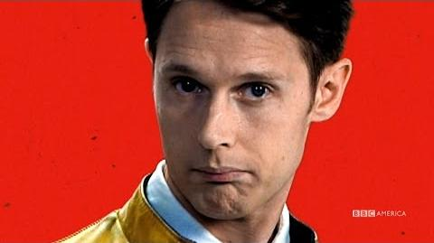 INTRODUCING Dirk Gently - Dirk Gently's Holistic Detective Agency - October 22 at 9 8c