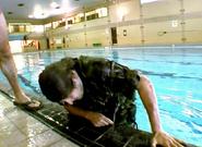 Battle swimming test6