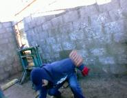 Brick throw5