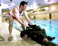 Battle swimming test12