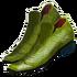 Green Snakeskin Shoes
