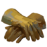 Yellow Gardening Gloves