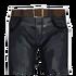 Regular Black Jeans