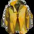 FRITTTE Plastic Rain Coat