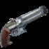 Villiers 9mm Pepperbox Pistol