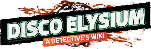Disco Elysium Wiki