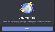 Age verified