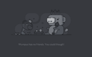 Wumpus splash total amigos discord