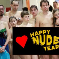 Nude Year's Day