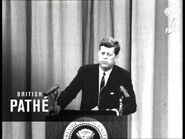 President Kennedy Calls For Stronger Drug Laws (1962)