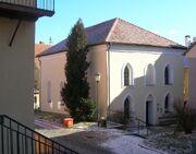 Trebic zamosti front synagogue.jpg