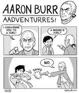 The Adventures Of Aaron Burr