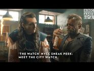 -TheWatch NYCC Exclusive Sneak Peek- The Ankh-Morpork City Watch 🔍 Premieres Jan 2021 - BBC America