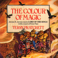 The Colour Of Magic Discworld Wiki Fandom