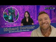 Richard Dormer talks career, TV roles, and BBC America's The Watch