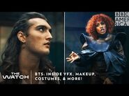 BTS- Inside 'The Watch' VFX, Makeup, Costumes, & More! 🎥 Sundays 8-7c - BBC America