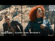 Unforgiving Desert Filming 🏜️ 'The Watch' Closer Look- Episode 5 - Sundays 8-7c - BBC America
