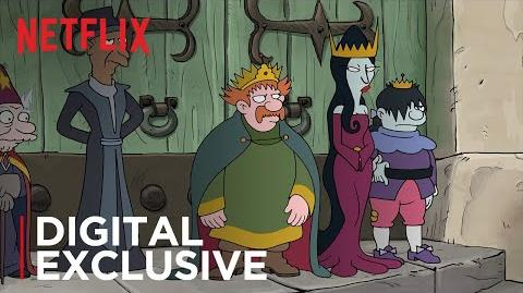 Disenchantment Welcome to Dreamland Netflix