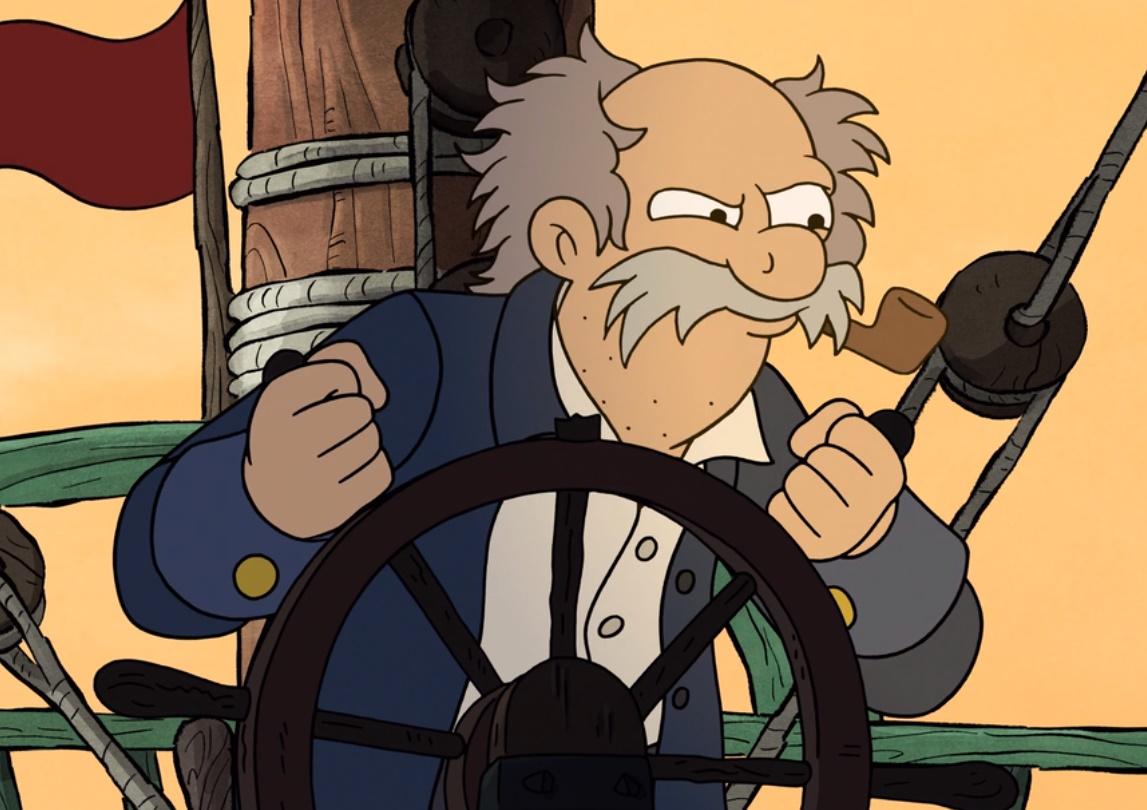 Barge Captain