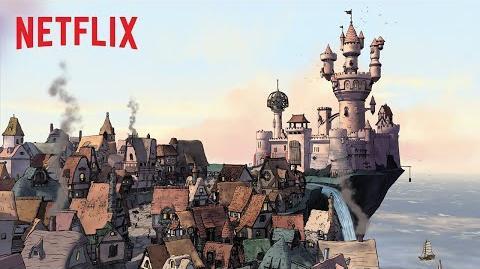 Disenchantment Teaser Netflix