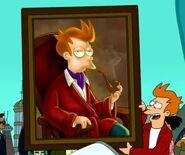 Fry portrait