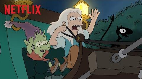 Disenchantment Trailer Netflix