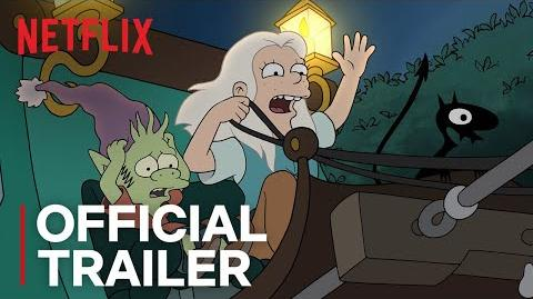 Disenchantment Official Trailer HD Netflix