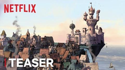 Disenchantment Teaser HD Netflix