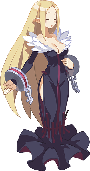 Healer (Disgaea D2)