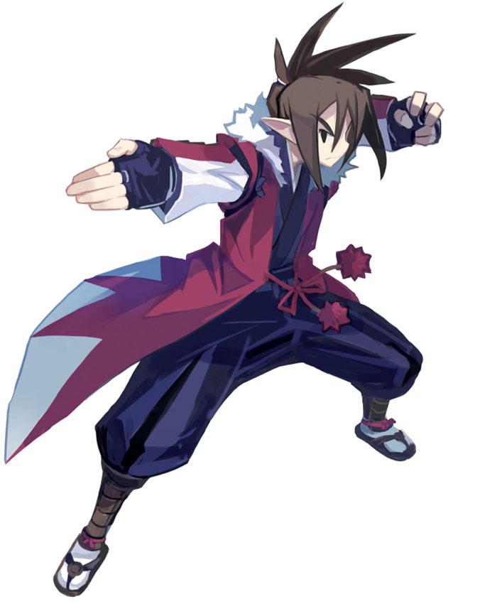 Male Samurai