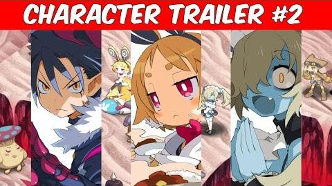 Disgaea 5 Complete 2017 Official Character Trailer 2