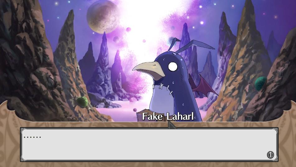 Fake Laharl